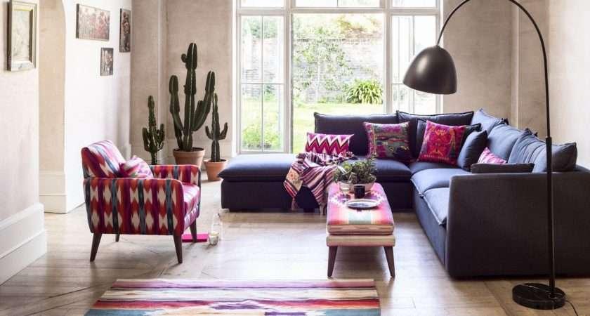 Jolie Chair Multicoloured Weave Peru Kilim