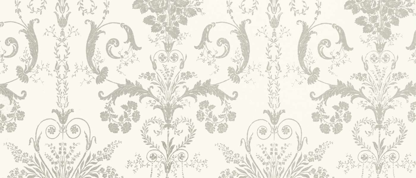 Josette Dove Grey White Laura Ashley