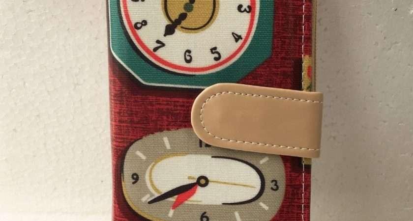 Jual Beli Folded Wallet Red Clock Cath Kidston Baru