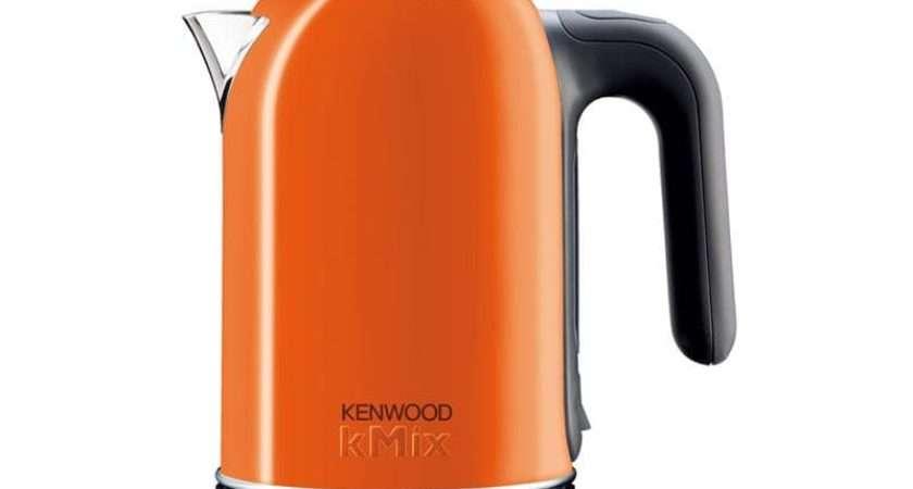 Jug Kettle Kmix Sjm Orange Kettles Kenwood