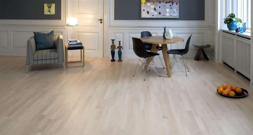 Junckers Nordic Beech Classic Solid Flooring