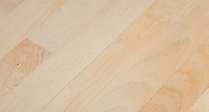 Junckers Solid Beech Classic Wood Flooring