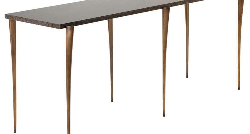 Juno Six Leg Console Table Tables Furniture Decorus