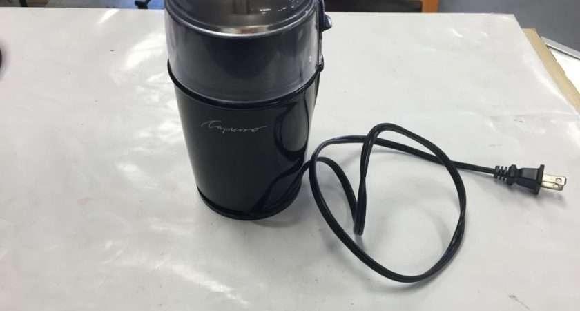 Jura Capresso Coffee Bean Grinder Model Ebay