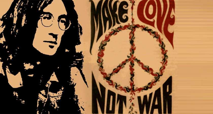 Just Imagine John Lennon Surrey House Sale Pin
