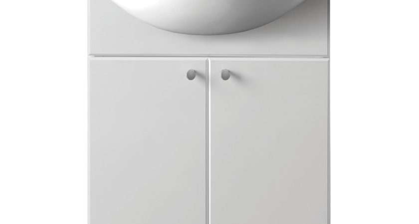 Kartell Gloss Vanity Unit Basin Supplies