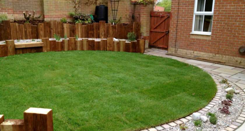 Keep Grass Out Lawn Edging Ideas Garden Inexpensive
