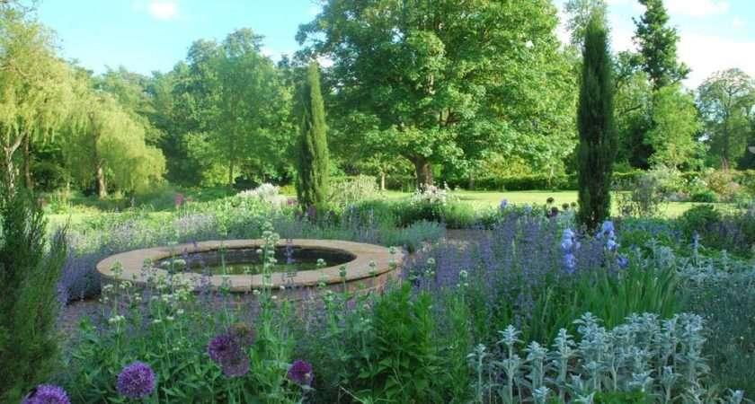 Kentish Country Garden Elizabethan Manor House Front Back