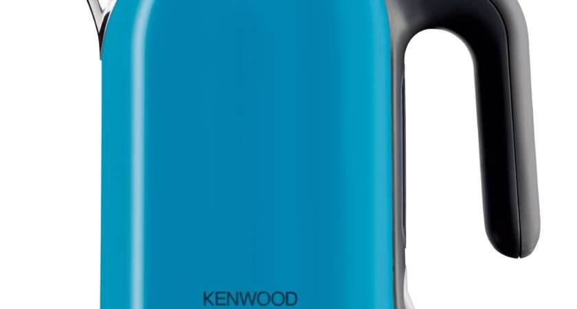 Kenwood Kmix Kettle Blue Stainless Steel Shopping