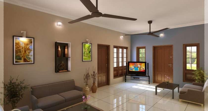Kerala Style Home Interior Designs Design