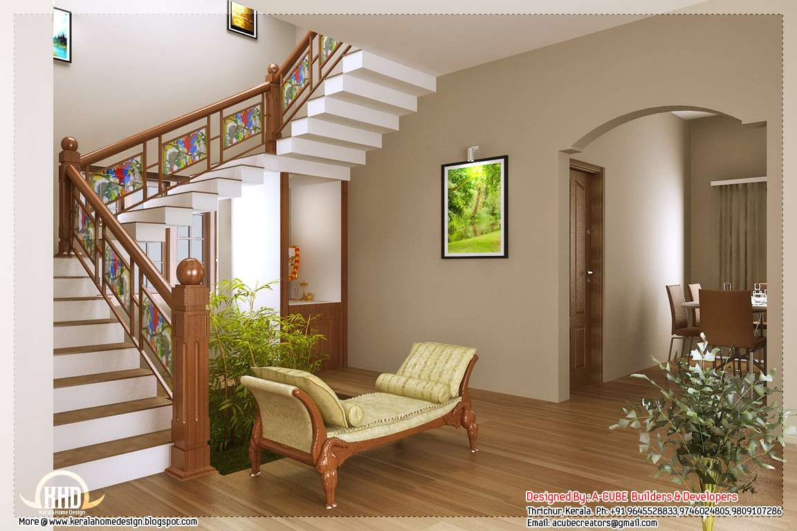 Kerala Style Home Interior Designs Indian Decor