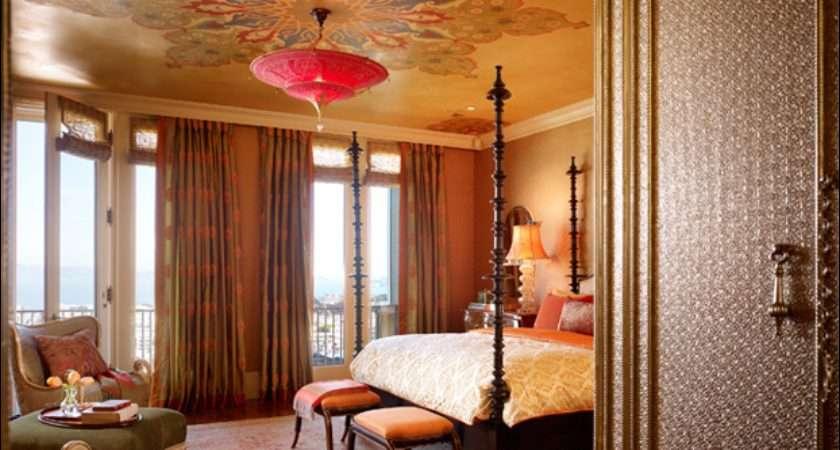 Key Interiors Shinay Moroccan Bedroom Design Ideas