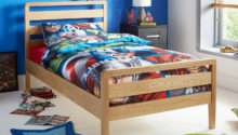 Kids Bed Design Minimalist Bunk Metal Solid