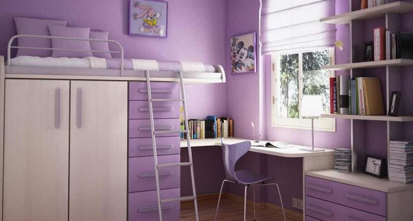 Kids Bedroom Decorating Ideas Small