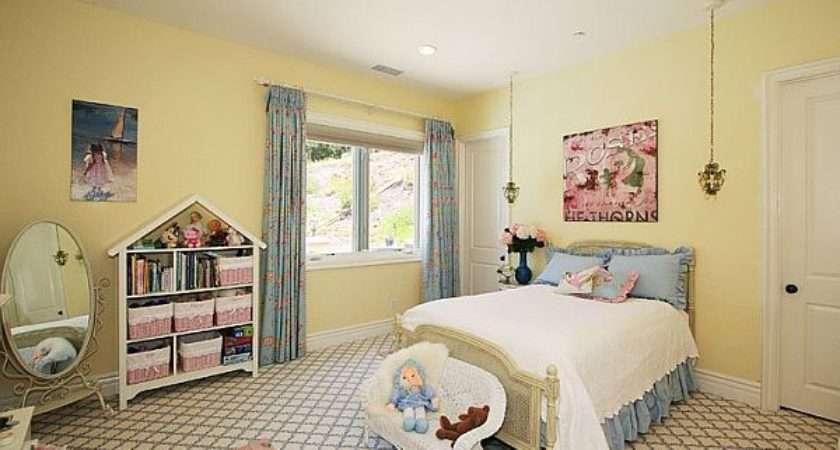 Kids Bedroom Design Girls Boys Painting Ideas