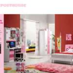 Kids Bedroom Furniture Set Girls China
