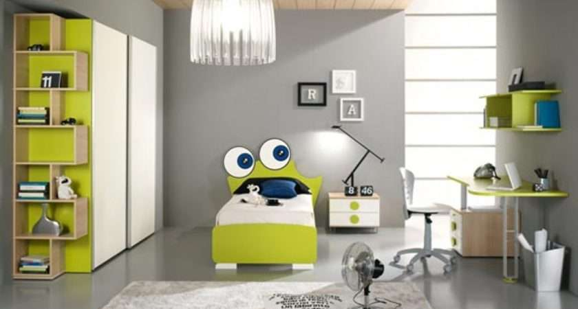 Kids Bedroom Ideas Exciting New Design Interior