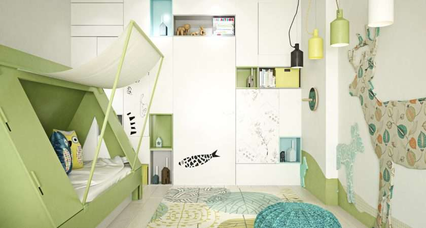 Kids Bedroom Lighting Designs Ideas Design Trends