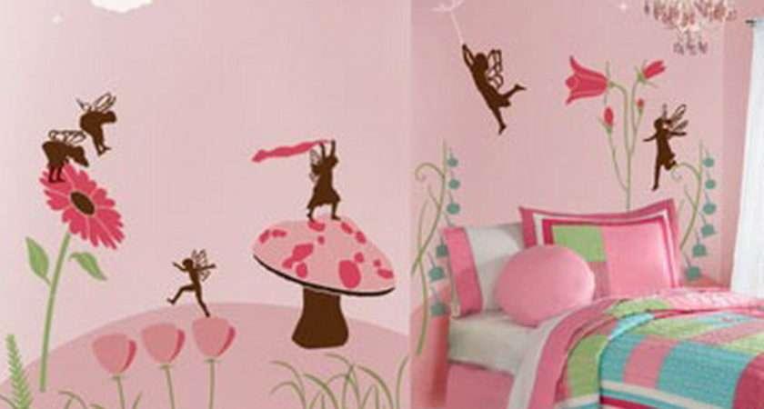 Kids Bedroom Wall Painting Ideas Small Interior