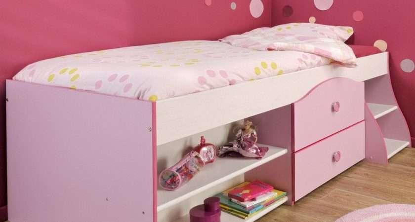 Kids Beds Storage Underneath Home Design Ideas