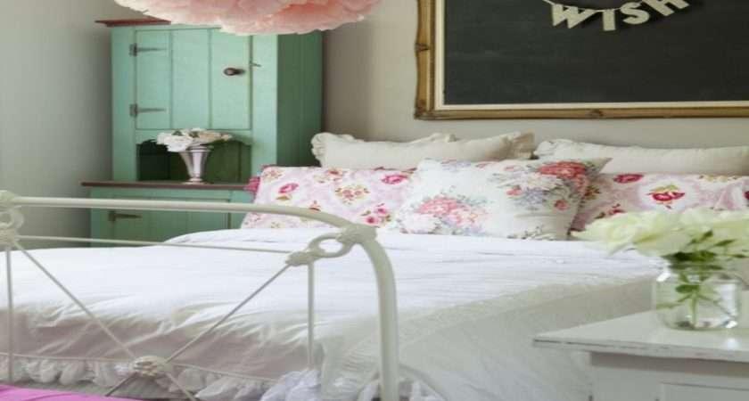 Kids Bookcase Ideas Shabby Chic Teen Girl Bedroom Aqua
