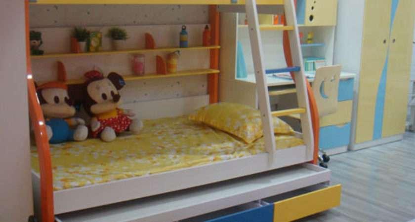 Kids Designer Bunk Beds Ameerpet Hyderabad Manufacturer