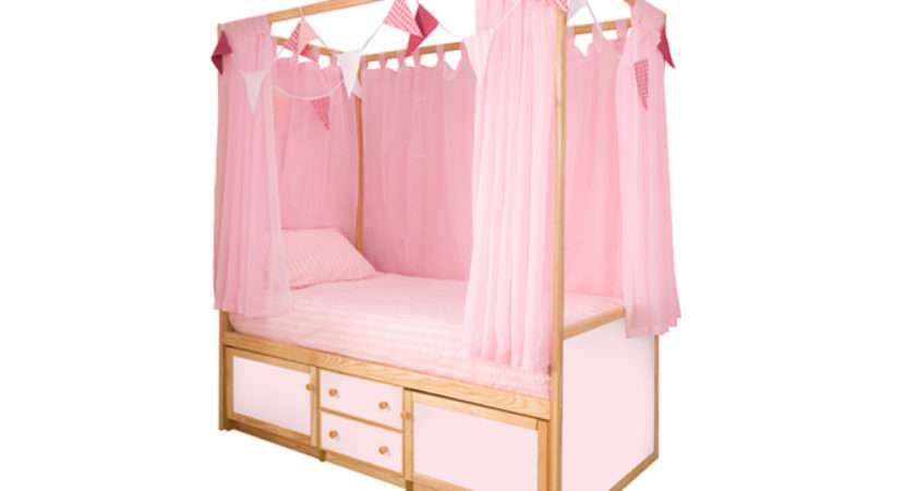 Kids Four Poster Bed Cbc