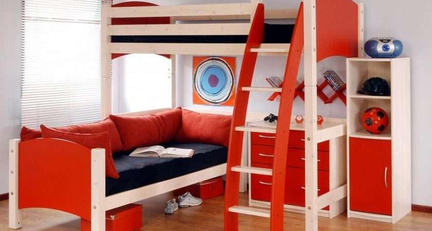 Kids Modern Bed Designs Interior Design