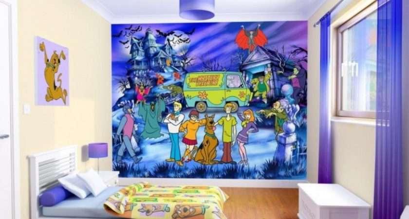 Kids Murals Mural Bedroom Design