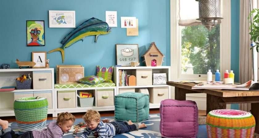 Kids Playroom Design Ideas Room