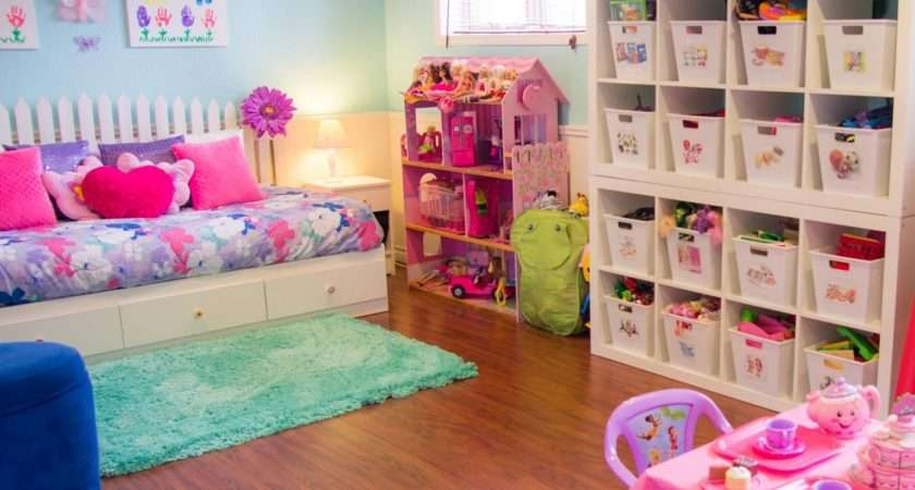 Kids Playroom Ideas Comfortable Safe Playtime