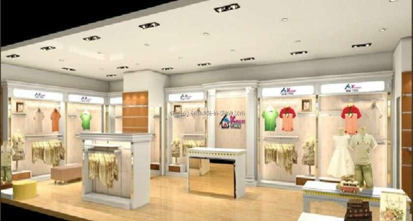 Kids Retail Design Baby Store Ideas Caramel