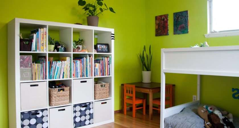 Kids Room Bedroom Green Wall Color Paint Ideas Boys