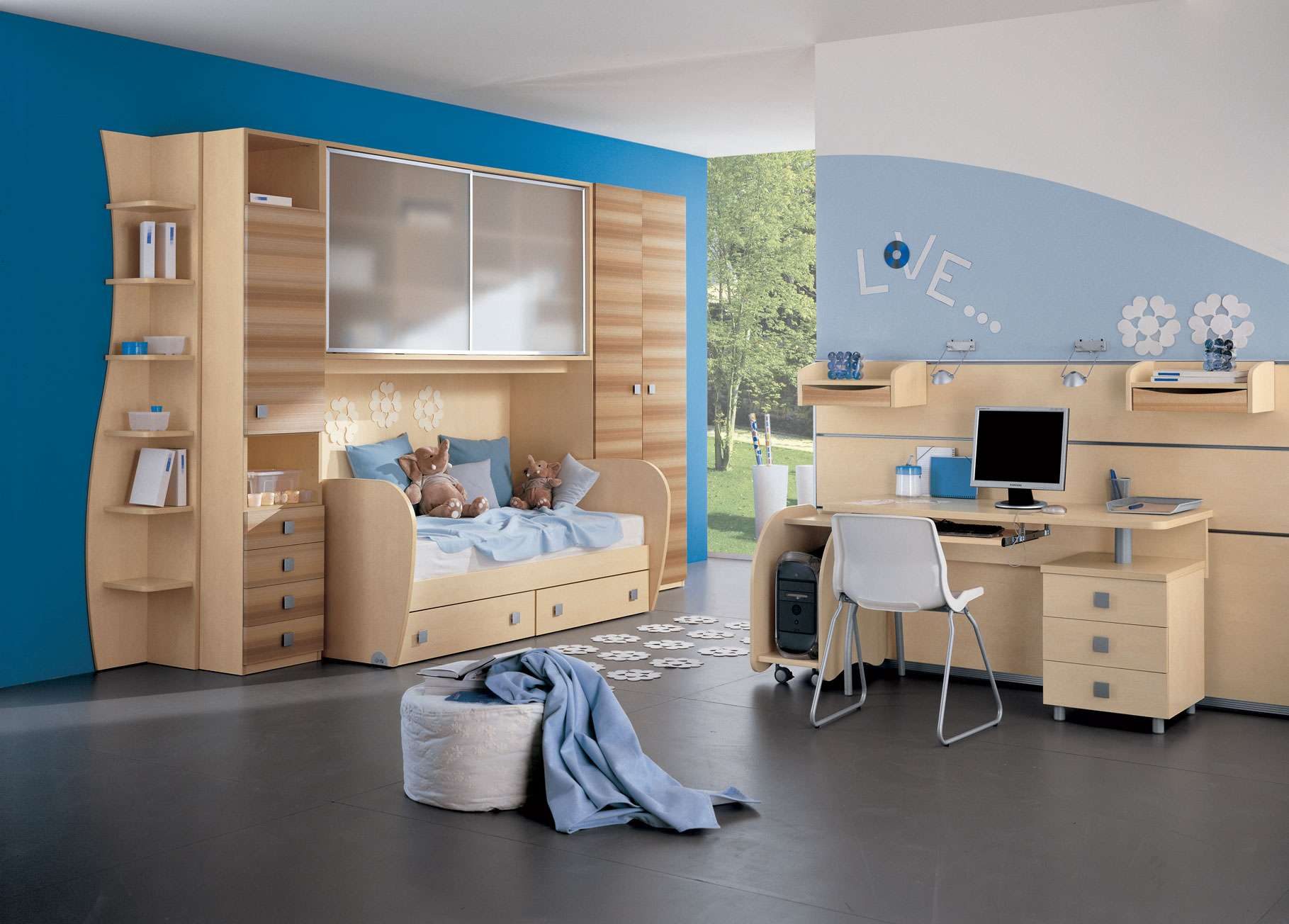 Kids Room Decorating Ideas Beautiful Decoration