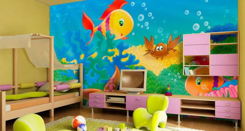 Kids Room Decorating Ideas Home Conceptor