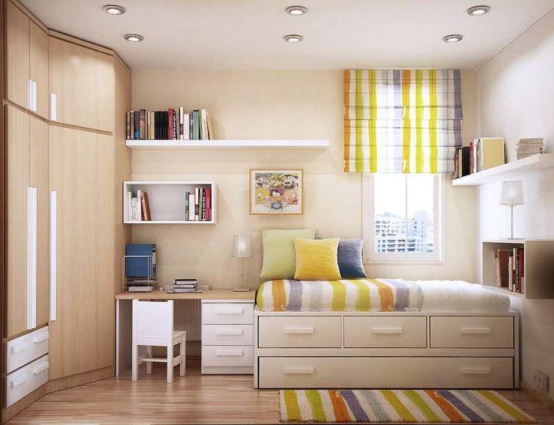 Kids Room Design Inspiration Children Space Saving Bedroom