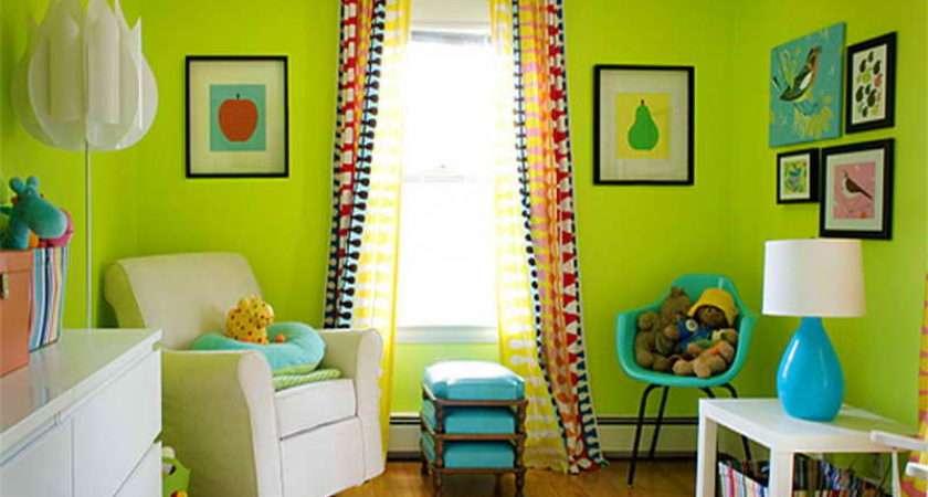 Kids Room Paint Ideas Home Interior Design