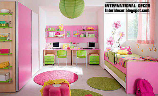 Kids Rooms Paints Colors Ideas Best Room