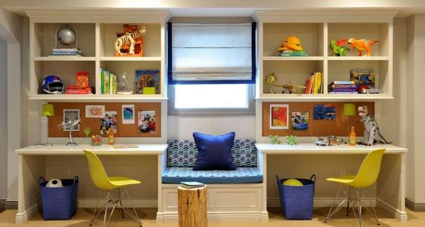Kids Study Room Designs Decorating Ideas Design