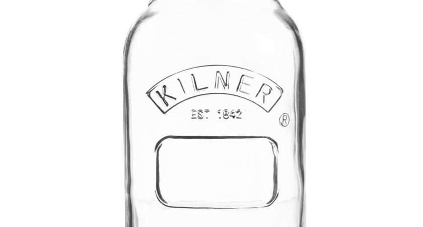 Kilner Preserve Jar Litre