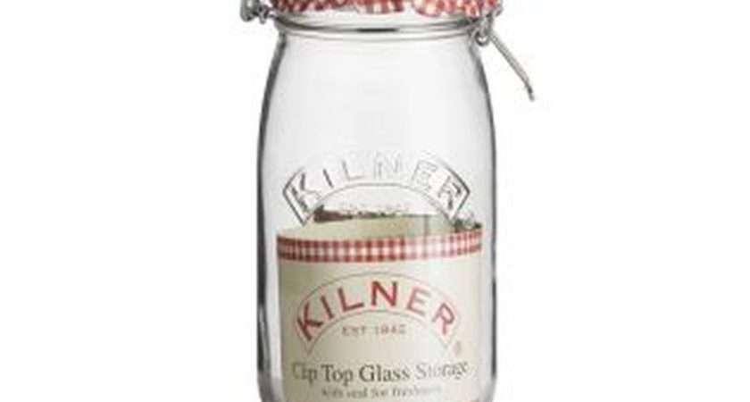 Kilner Round Cliptop Jar Ltr Buy Stores