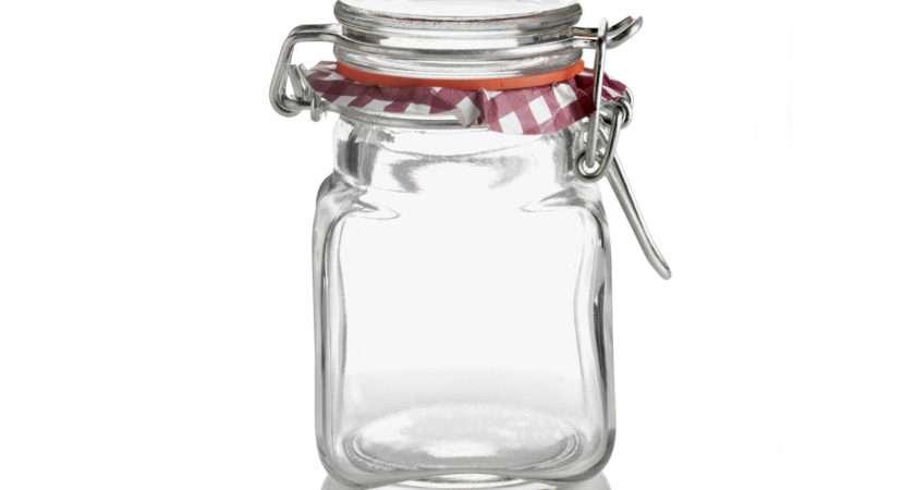 Kilner Spice Herb Jam Preserve Clip Top Airtight