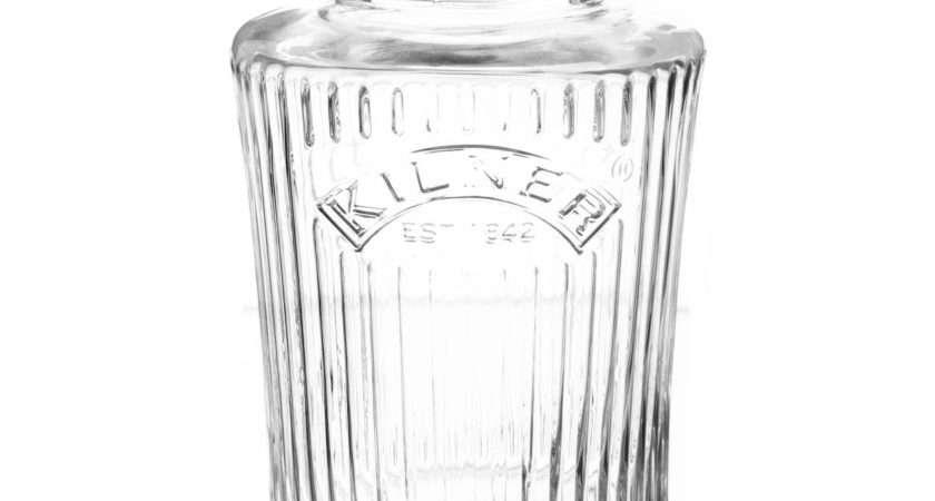 Kilner Vintage Preserve Jar Litre