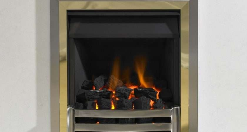 Kinetic Inset Open Fronted Manual Control Gas Fire Class