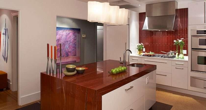 Kitchen Backsplash Ideas Splattering Most