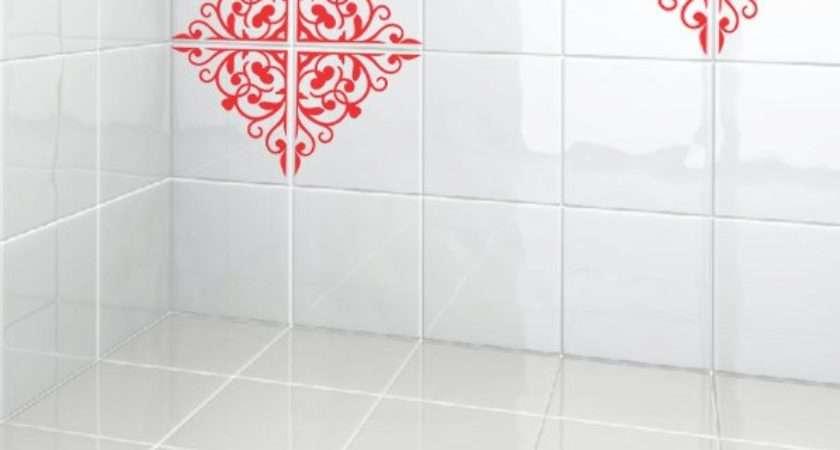 Kitchen Bathroom Tiles Decoration Vinyl Decal Moroccan