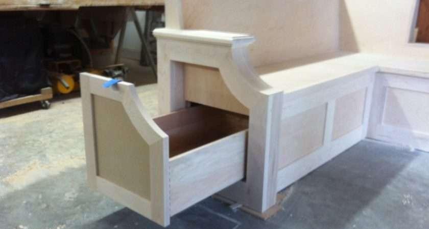 Kitchen Bench Seating Seat Finish Carpentry