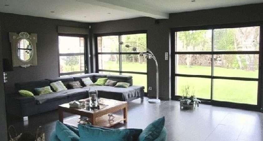 Kitchen Black Turquoise Living Room