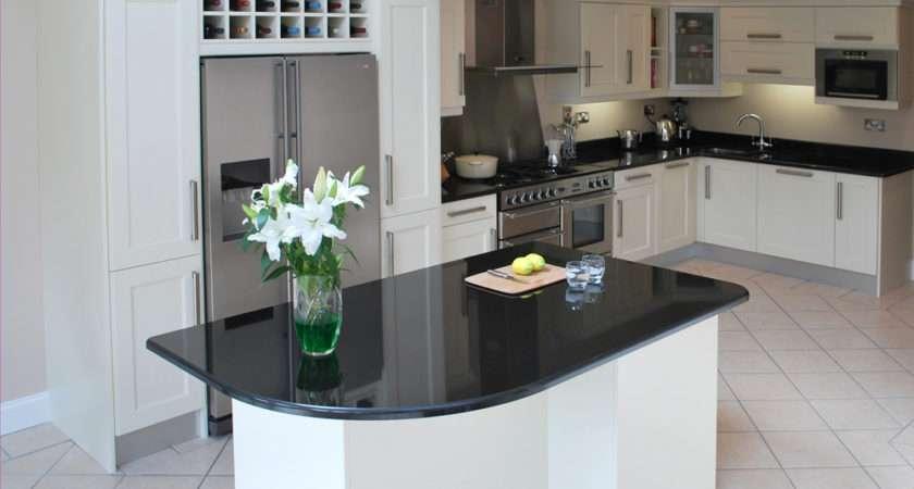 Kitchen Black Worktop Elite Kitchens Bedrooms