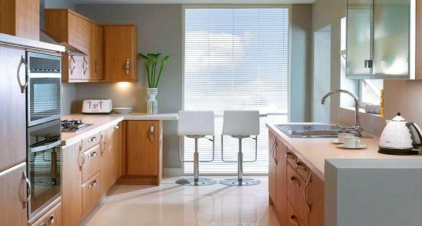 Kitchen Breakfast Room Design Ideas Open Galley